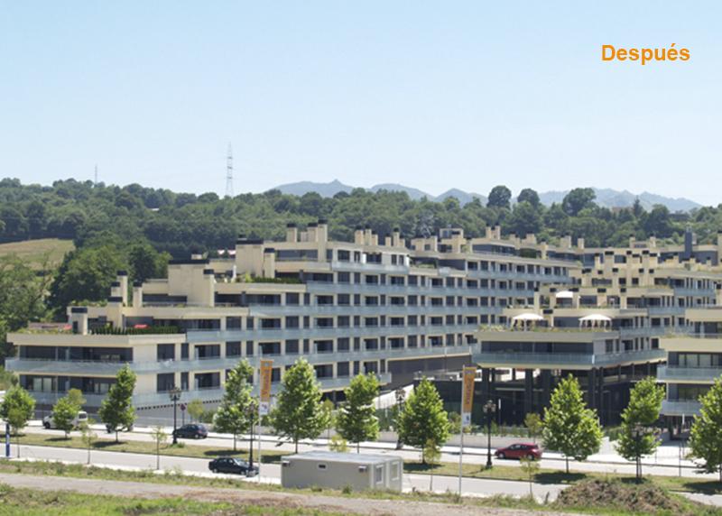 La Manjoya, Oviedo