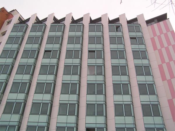 Edificio Palermo, avda. Rufo Rendueles 12, Gijón