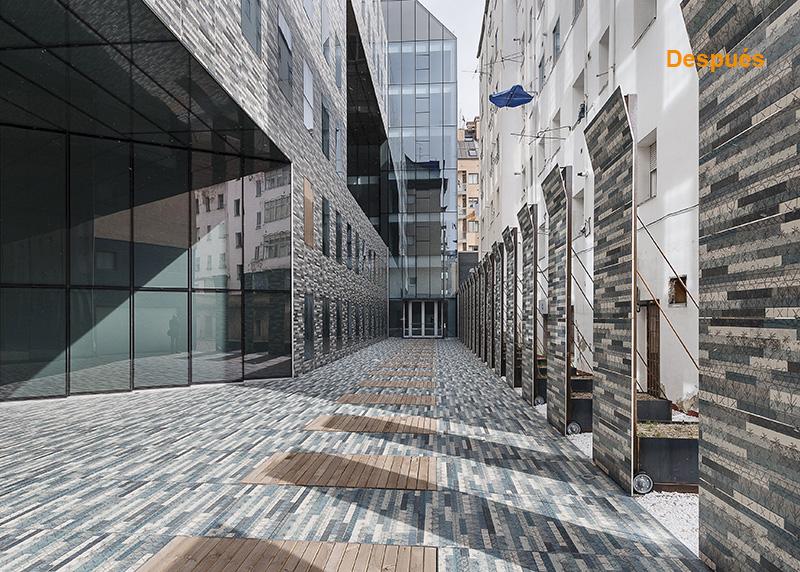 Colegio de Arquitectos de Burgos