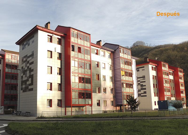 Barrio de Murias, Mieres