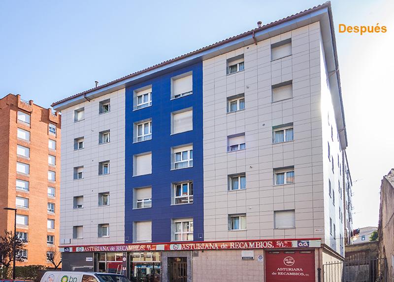 Calle Balmes 44, Gijón