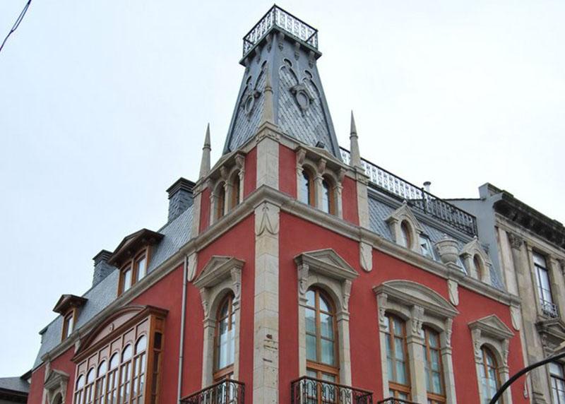 Avenida Álvaro Albornoz 3, Luarca