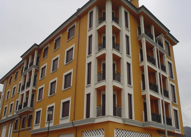 Edificio La Panerina, Calle Tras los Hórreos 9, Grado